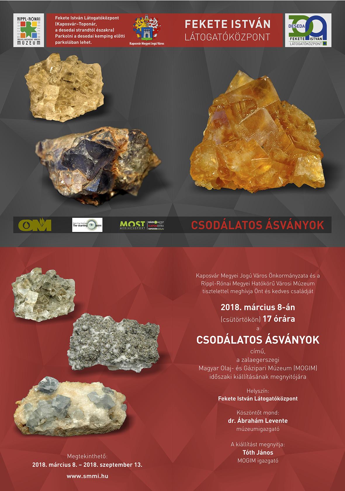 ásványkiállítás